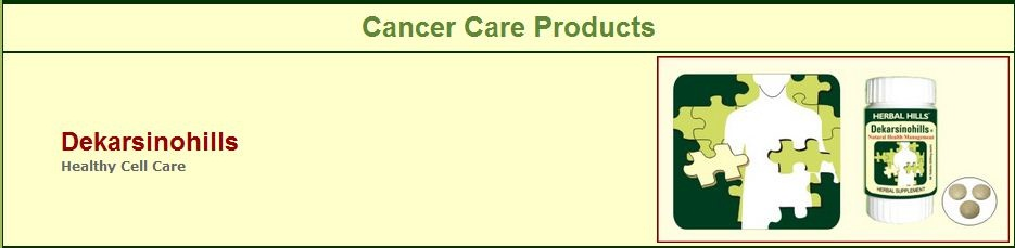 Click Here to More Details about Herbal Hills Product of Cancer